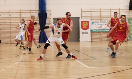 AZS UJK Kielce pokonuje lidera z Warszawy w pierwszym spotkaniu Play Off!!!